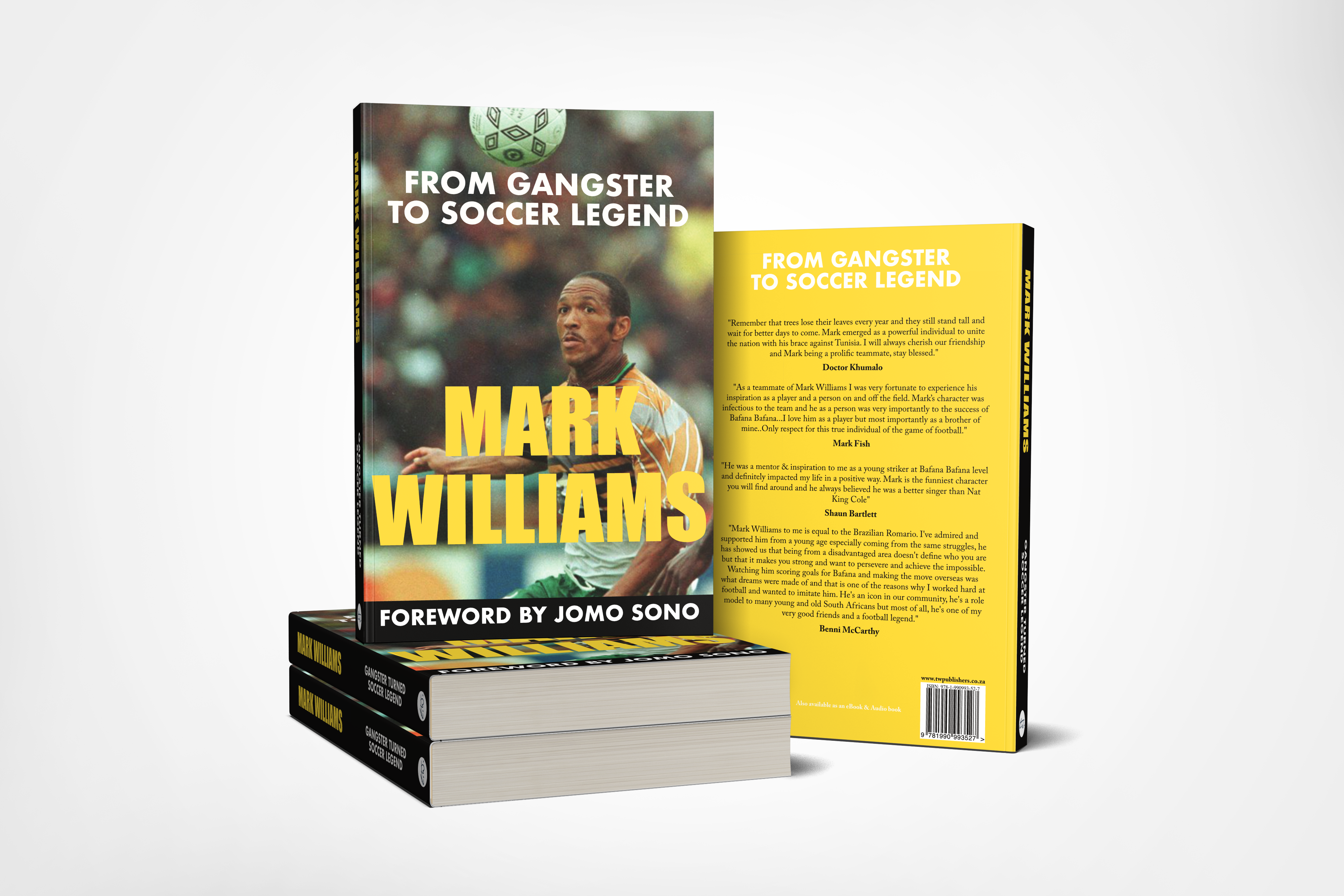 Mark Williams: From Gangster to Soccer Legend book